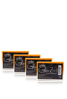 Gluta 2 in 1 Soap Pack of 4