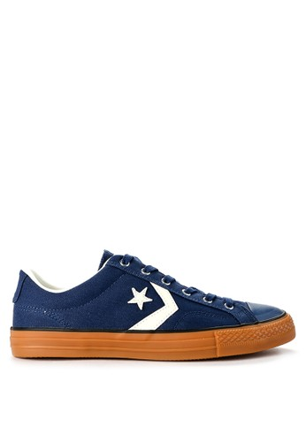 Converse multi and navy Star Player 85EBASHECA3479GS_1