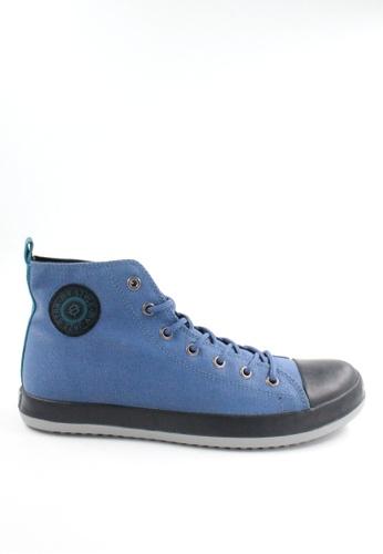 Jazz Star blue Jazz Star Hi Cut Shoe Lace JS07-0146 7B978SHA8A7144GS_1
