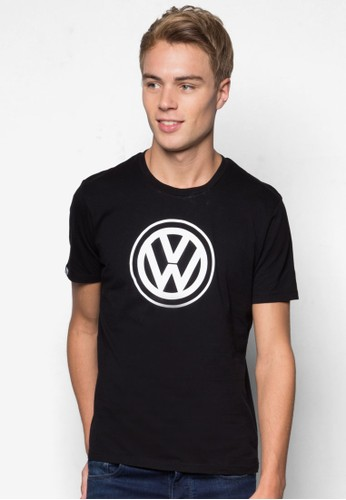 品牌標誌圓領T 恤, 服飾esprit part time, 服飾
