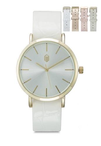 Woidda 簡約圓esprit 童裝錶, 錶類, 飾品配件