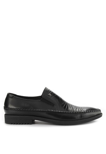 Playboy black Flint Slip On D79ECSH773A2EEGS_1