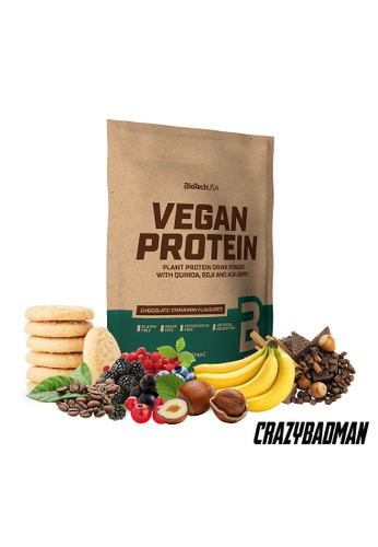 BioTechUSA BiotechUSA: Vegan Protein 7-day Flavour Trial Pack (7 sachets) 2393DESF1BD953GS_1