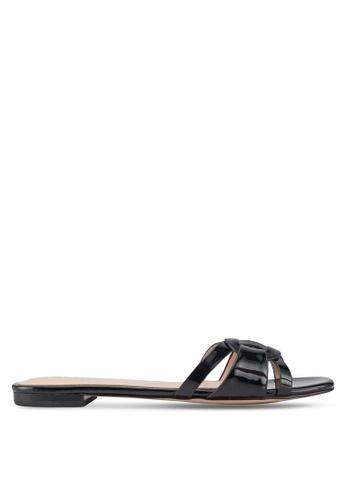 ALDO black Astirassa Sandals & Flip Flops 36274SHBEEF0D0GS_1