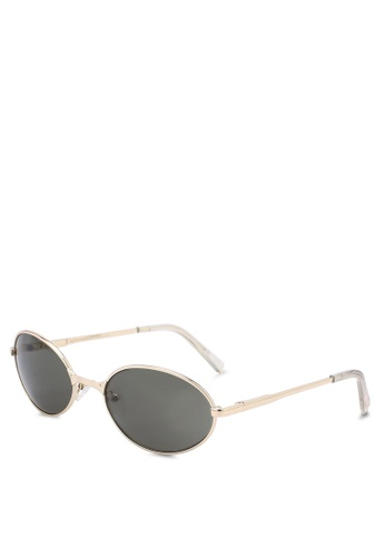 Le Specs gold Nowhere 1902070 Sunglasses AD9FEGL9F23F26GS_1