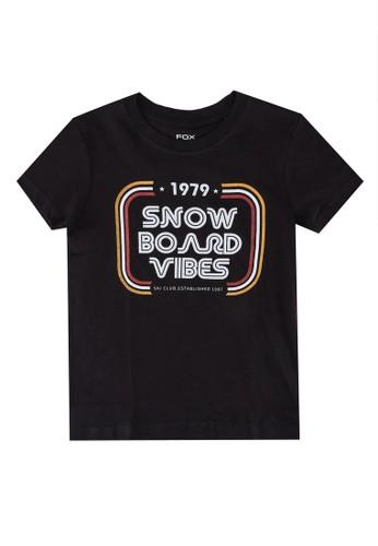 FOX Kids & Baby grey Graphic T-Shirt EC041KA9078EE9GS_1