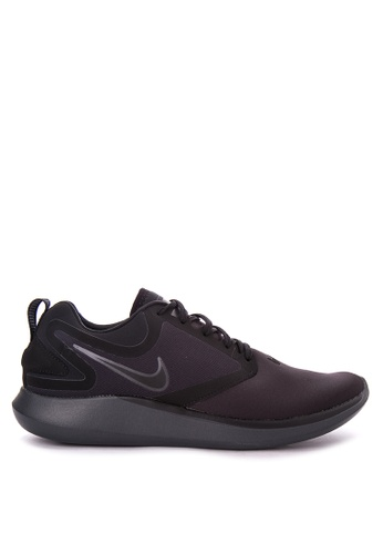 Nike black and grey Men's Nike LunarSolo Running Shoes NI126SH0JNQ7PH_1
