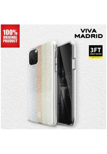 Viva Madrid gold Casing iPhone 11 Pro Rutilar Glitter Viva Madrid - Champagne Gold E596EES206689CGS_1