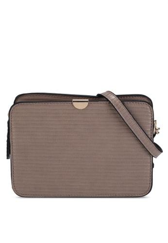 Vero Moda beige Milla Cross Over Bag E6441AC9060B1DGS_1