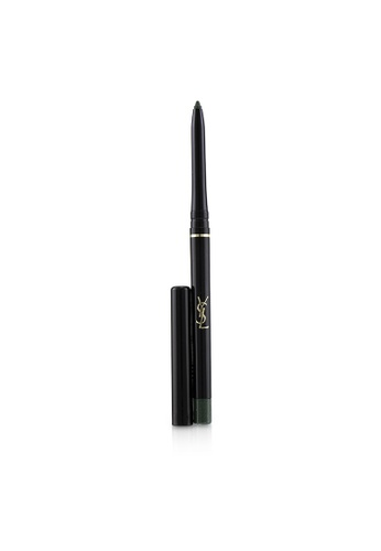 yves saint laurent YVES SAINT LAURENT - Dessin Du Regard Waterproof Stylo Long Wear Precise Eyeliner - # 7 Vert Luxuriant 0.35g/0.01oz 68DADBE133F06FGS_1