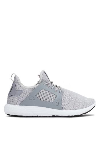 North Star grey Premium Sport Shoes NO159SH0RCZDMY_1
