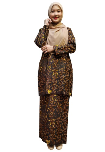 Hijrah Couture yellow MOOD ON BATEK 03 8E541AA3454F8EGS_1