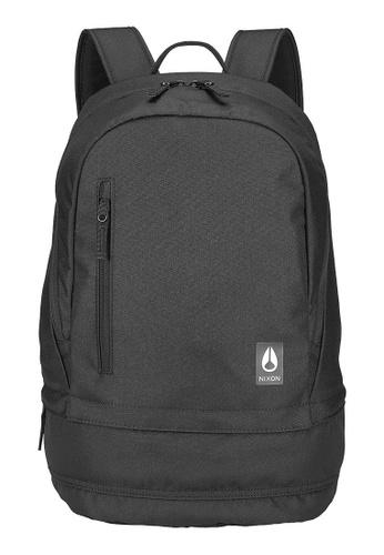 Nixon black Nixon - Traps Backpack - All Black  (C2865001) 0AEA6ACDEC5485GS_1