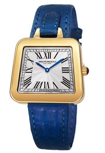 Bruno Magli blue Bruno Magli Emma 1141 (17.171141.GB) Jam Tangan Wanita Blue 61C61AC7024207GS_1