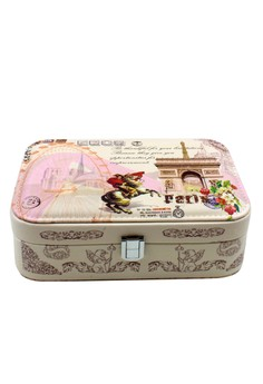 Fashionable Printed Jewelry box JBPS-LP-02