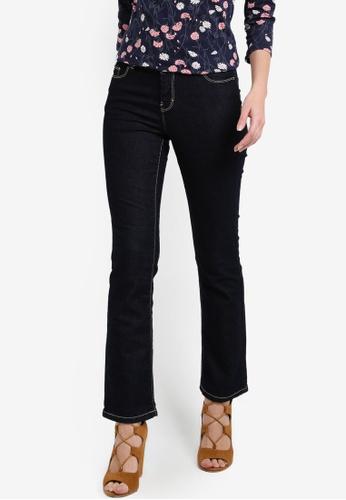 Dorothy Perkins blue S: Indigo Bootcut Jeans DO816AA66ZKFMY_1