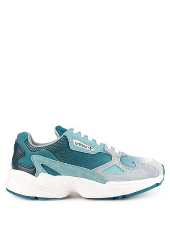 ADIDAS blue adidas Originals Falcon Shoes CD994SH97C96D5GS_1