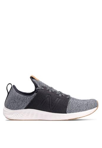 New Balance black Sport Fitness Running Sport Shoes 91ED3SHA7C3736GS_1