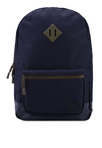 Herschel navy Ruskin Backpack 341CFAC04D97A2GS_1