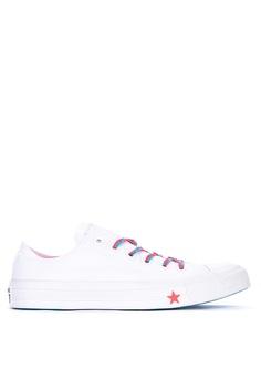 e10ed943c Converse white Chuck Taylor All Star - Glow Up Sneakers 0C5BFSHC7DEDB7GS 1