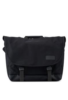 8ad9e33e5153 CRUMPLER black Chronicler Plus Messenger Bag F5E3CAC137BC48GS 1