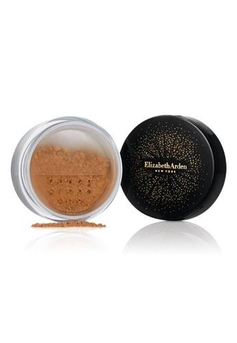 Elizabeth Arden beige High Performance Blurring Loose Powder Deep 05 82F14BE325E918GS_1