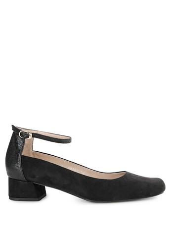 ELLE black Ladies Shoes 40103Za 8BF38SH8B65EE9GS_1
