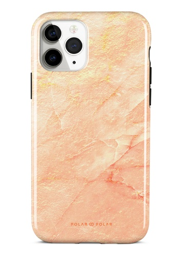 Polar Polar pink Sunset Dual-layer Tough Case Glossy for iPhone 11 Pro 0CA45ACBAE36FCGS_1