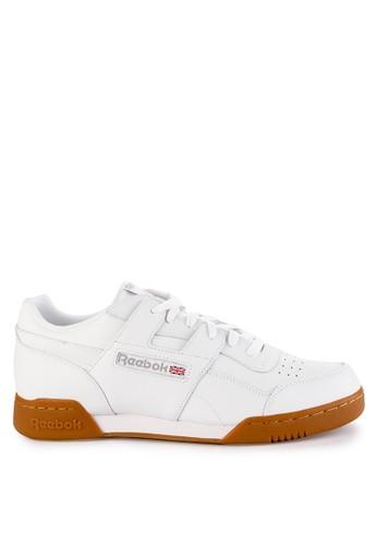Reebok white and multi Workout Plus F1736SH803ADEBGS_1