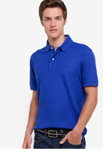 Tommy Hilfiger 50/2 PERFORMANCE POLO S/S RF TO861AA43VMEMY_1