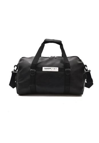 Lara black Men's Waterproof Portable Travel Bag F8AD9AC1BC8FEBGS_1