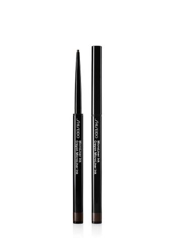 Shiseido brown Shiseido Makeup MicroLiner Ink,02 Brown 7FED1BE5F18F98GS_1