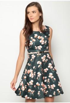 Calypso Short Dress