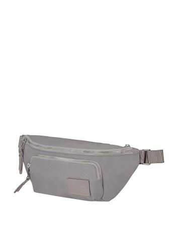 Samsonite grey Samsonite Yourban Belt Pouch CB574AC630E994GS_1