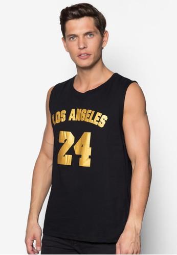 Los Angeles #24 背心, 服esprit旗艦店飾, 服飾
