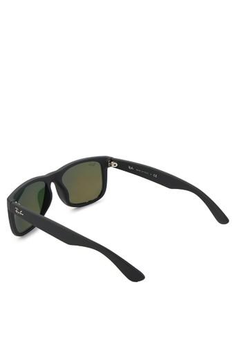Jual Ray-Ban Justin RB4165F Sunglasses Original   ZALORA ...
