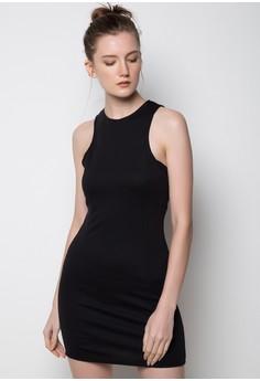 Hourglass Bodycon Dress