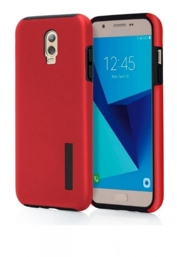 check out ebf00 1cfee Dual Pro Shockproof Case for Samsung Galaxy J7 Plus