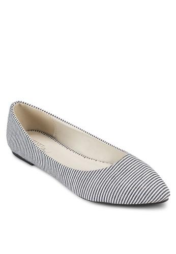 esprit hk storePlay! Ollie 條紋平底鞋, 女鞋, 鞋