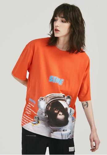 Twenty Eight Shoes Oversize Printed T-Shirts 91351S C372FAA7973523GS_1