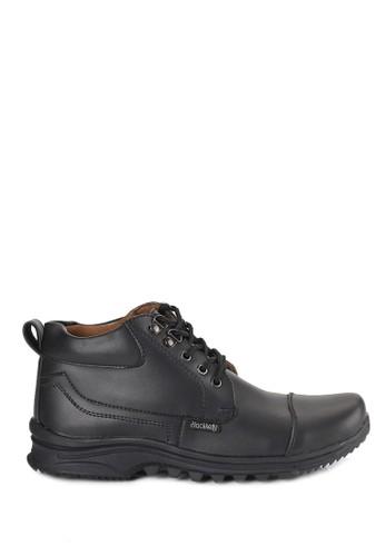 Sogno black Sepatu Pria - LSU 217  906F4SH622BD6BGS_1
