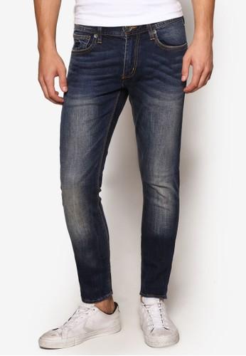 窄管牛仔褲, 服飾,zalora 評價 服飾