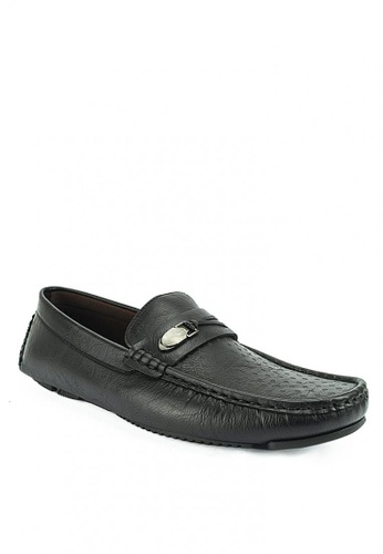 Mario D' boro Runway black Bean Casual Shoes BEC78SHEF14508GS_1