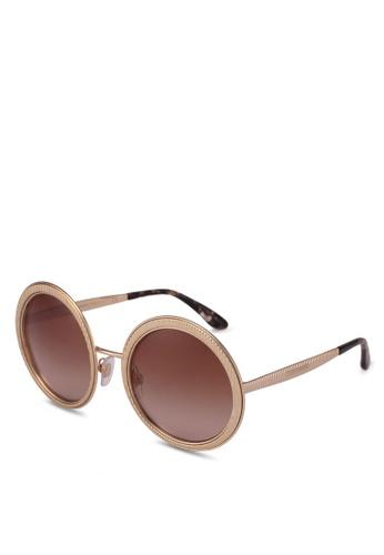 Dolce & Gabbana gold Dolce & Gabbana DG2179 Sunglasses B010AGL7DFB06AGS_1