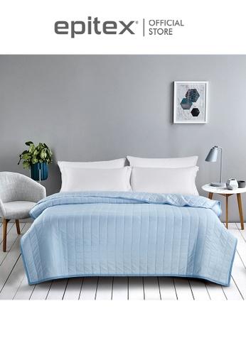 Epitex Epitex Cooling Cryocool Summer Quilt - Blanket (2 Sizes) DCC4FHL2BDC412GS_1