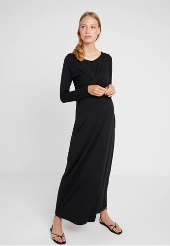 Bove by Spring Maternity black Danya Dress 6E193AA87CD12EGS_1