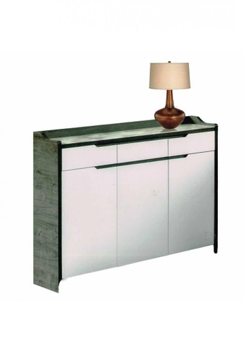 Choice Furniture white Choice Furniture - Shonelle Shoe Cabinet ED44AHL335114BGS_1