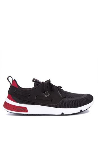Sperry black 7 Seas 3-Eye Sneakers 0C3A1SH12C9012GS_1