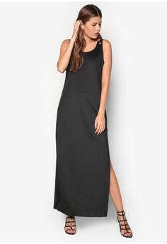 Sleeveless Sleek Dress