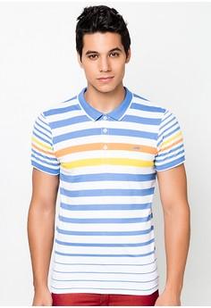Boys Polo Tees Stripes